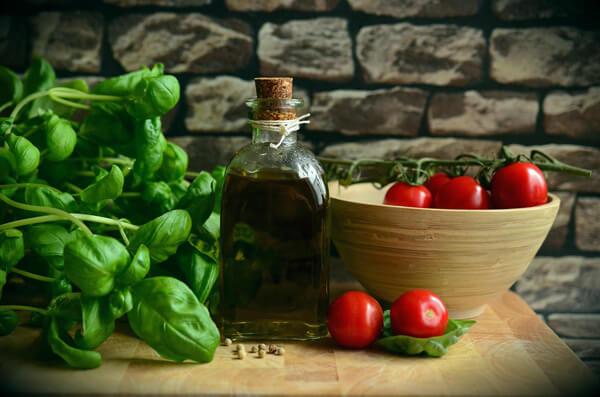 Aceite de oliva virgen extra y nutrición