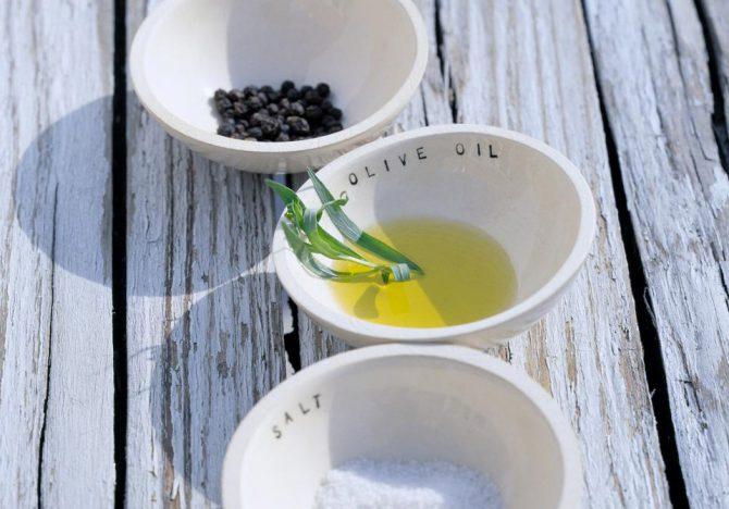 El mejor aceite de oliva para el aliño de tus ensaladas