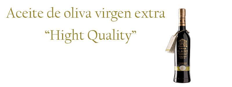 mejor aceite de oliva Masía el Altet