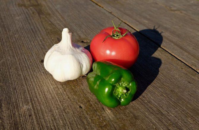 Receta vegana de verduras con fideos