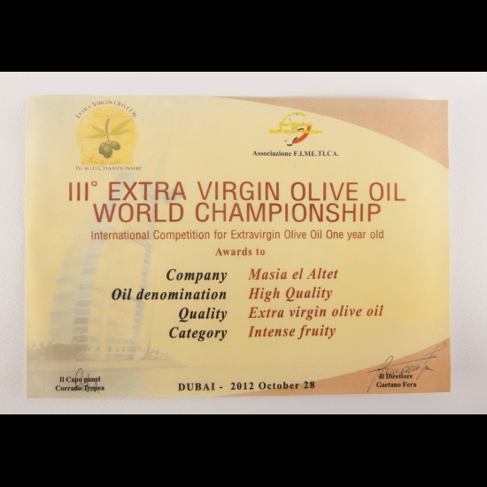 BEST EXTRA VIRGIN OLIVE OIL IN THE WORLD
