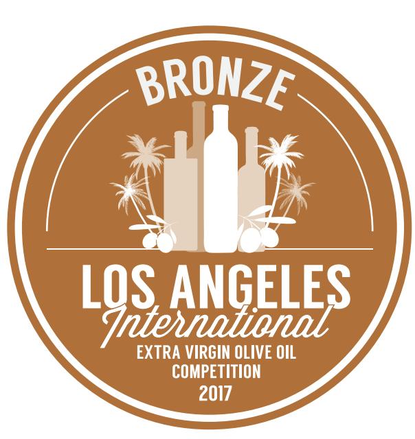 Medalla de Bronce Los Angeles