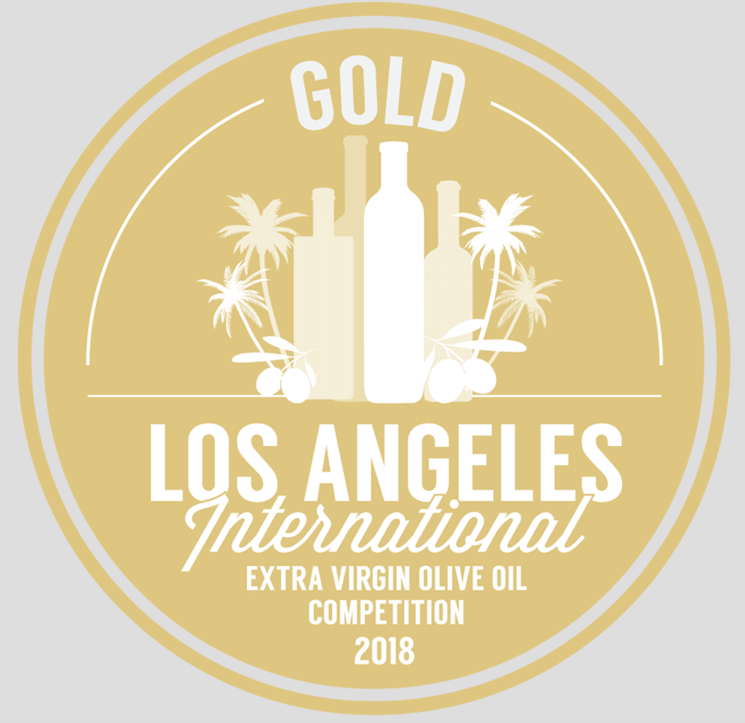 Medalla de Oro Los Angeles