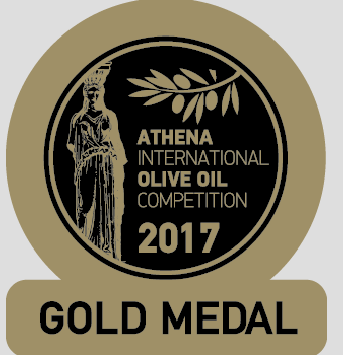 Medalla de Oro Grecia