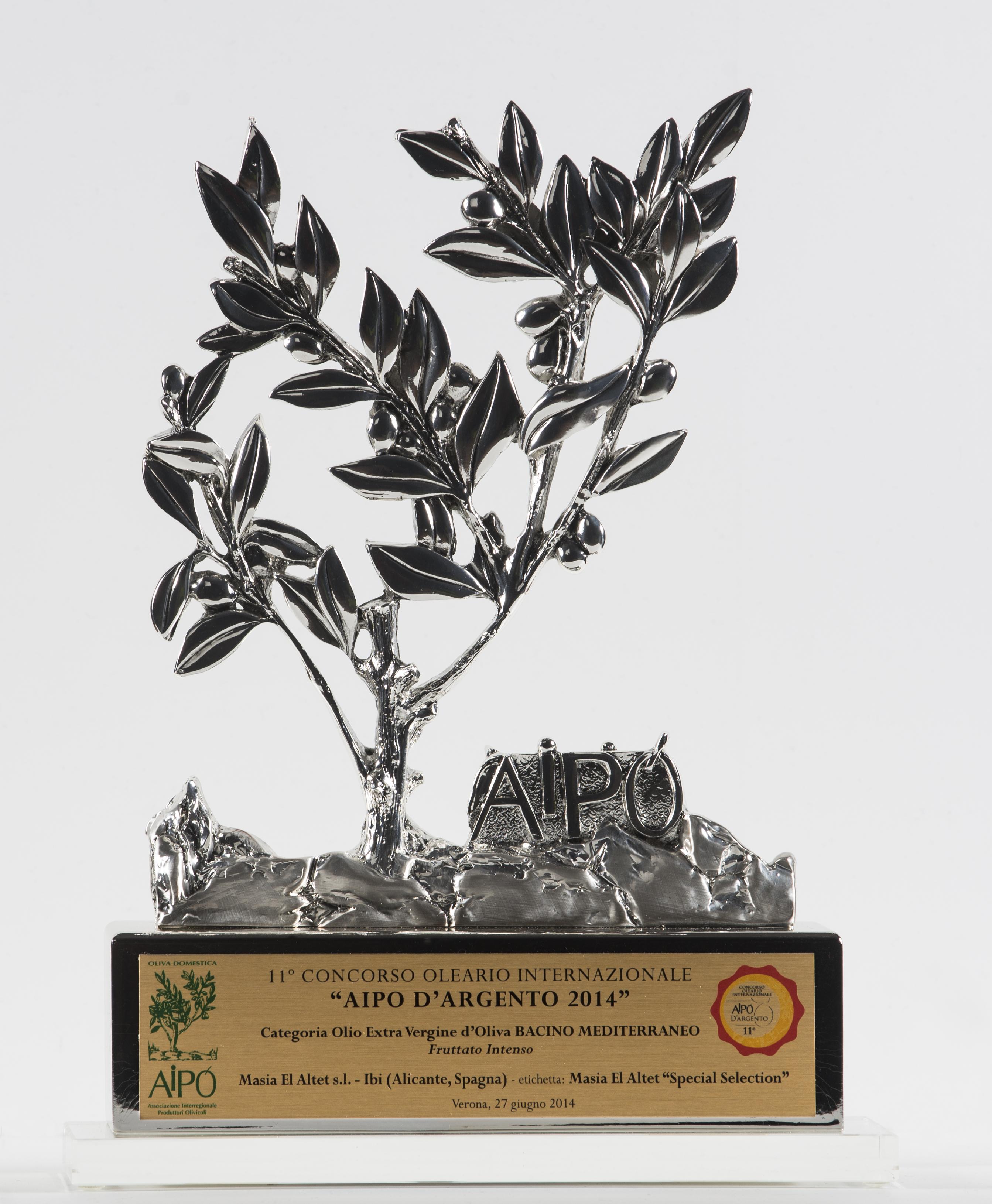 Primer Premio Aipo D´argento