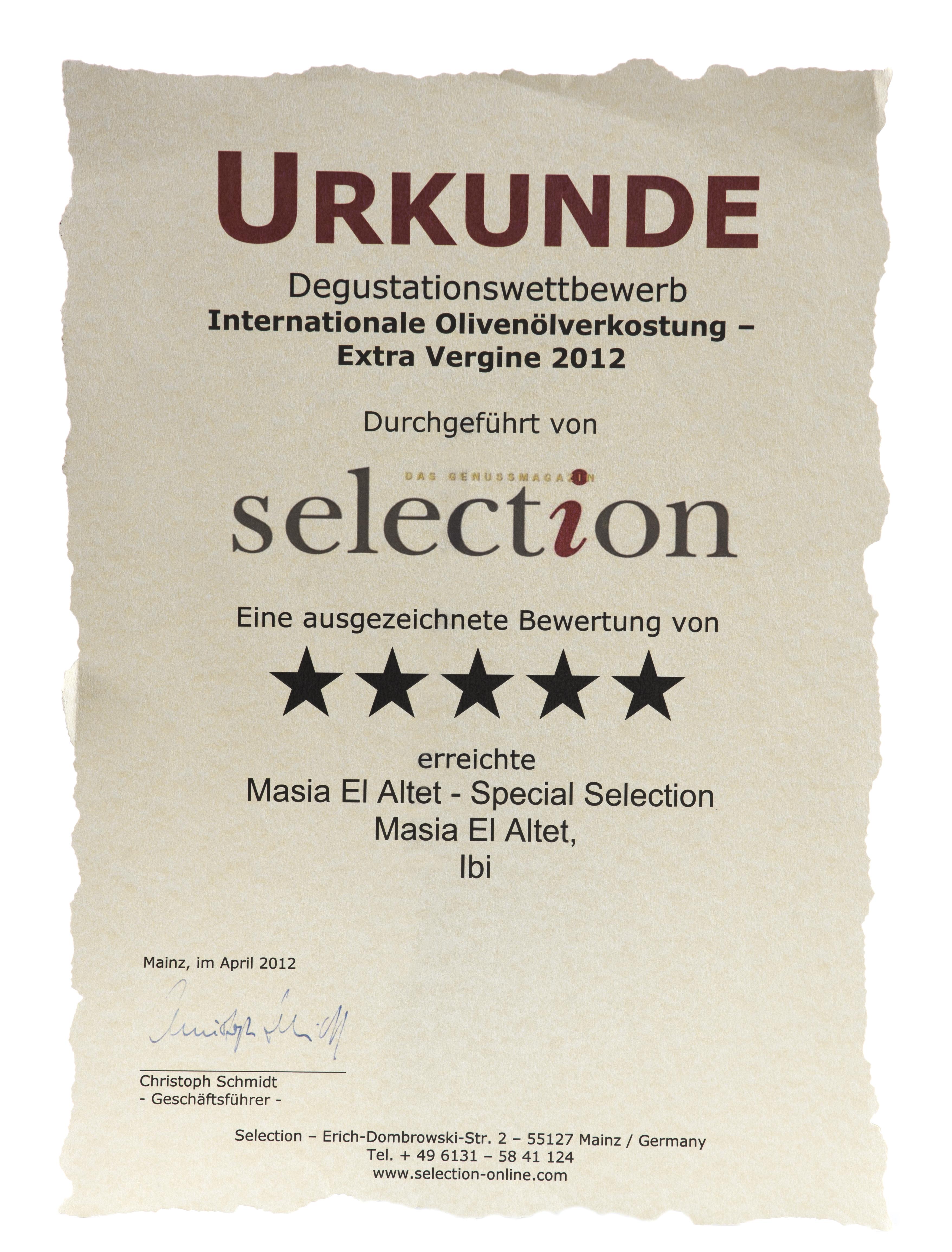 5 estrellas Selection Mainz